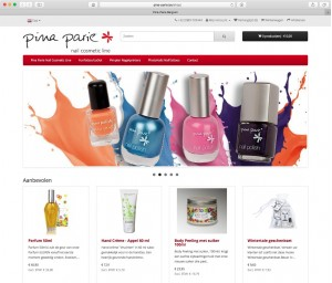 Pina-Parie, aangestuurd door Shop4U