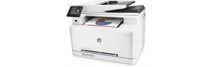 Kleuren laserprinter A4